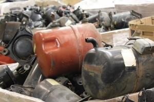 We Buy Scrap is aScrap Steel Yard for Recycling