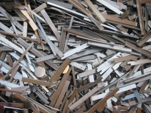 Metal Recycling Center We Buy Scrap