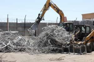 Metal Recycling Yard Services From We Buy Scrap