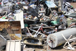 Steel Recycling Services From We Buy Scrap